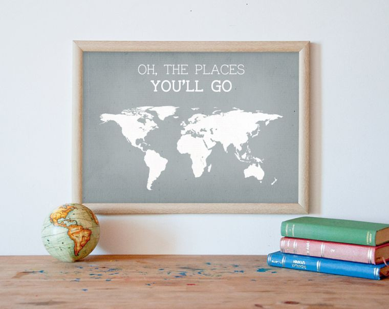 Image Result For Boys Room Ideas Map Home Pinterest Room - World map for boys room