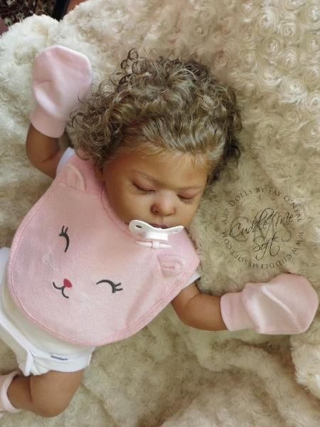 Biracial Reborn Baby Girl For Sale Lee Lee By Laura