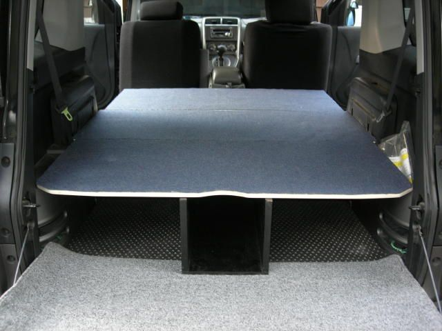 Suv Bed Platform Part - 36: Another Approach To The Bed Platform - Honda Element Owners Club Forum