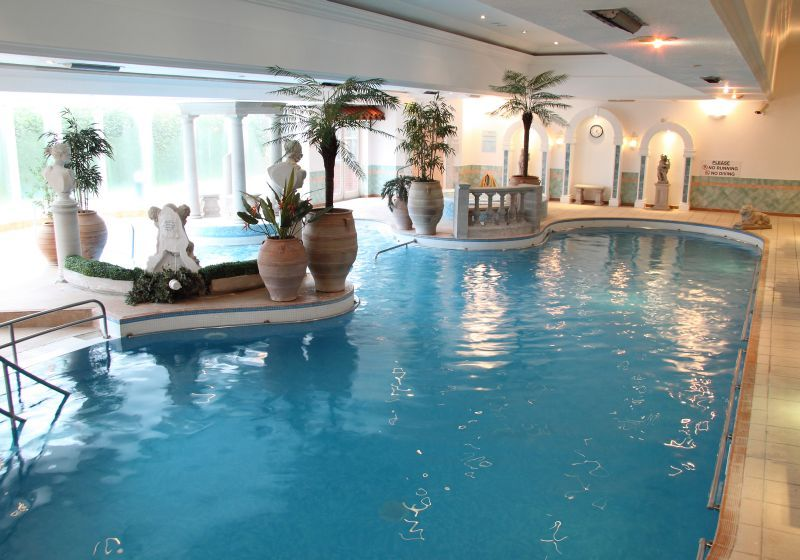 Menzies Derby Mickleover Court Hotels In Four Star Accommodation Midlands Pool Leisure Club