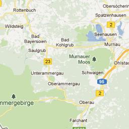 Map Of Germany Garmisch.Linderhof 82488 Ettal Garmisch Partenkirchen Bayern This Is On
