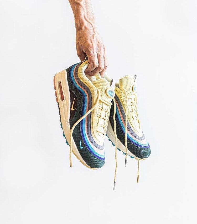 Air Max 1/97 Sean Wortherspoon | Nike air max, Air max 1, Nike