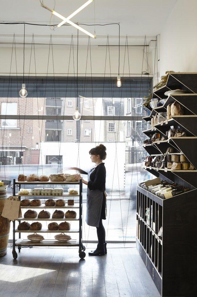 Cafes Open In Farringdon