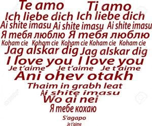 Say I Love You In Different Languages Of World And India. Beautiful Valentine  Day Wishes