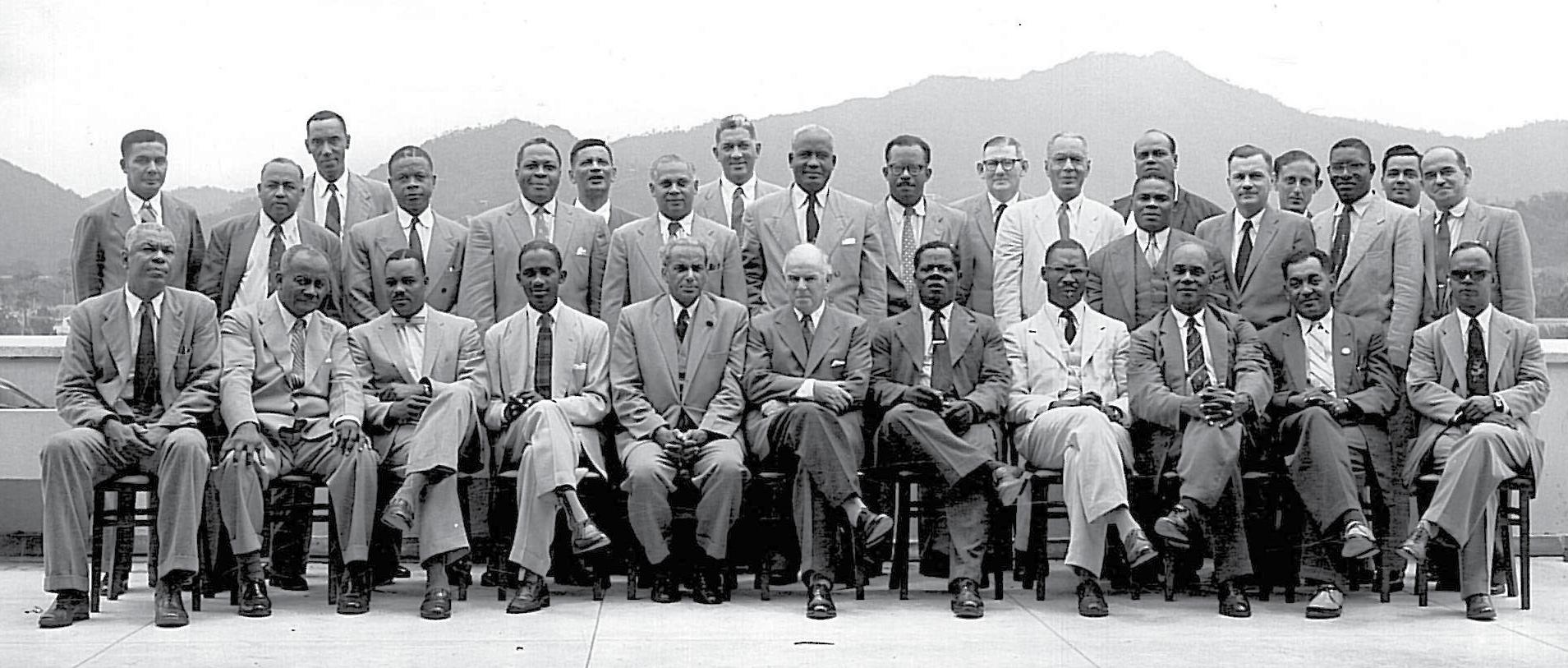 History of Saint Lucia
