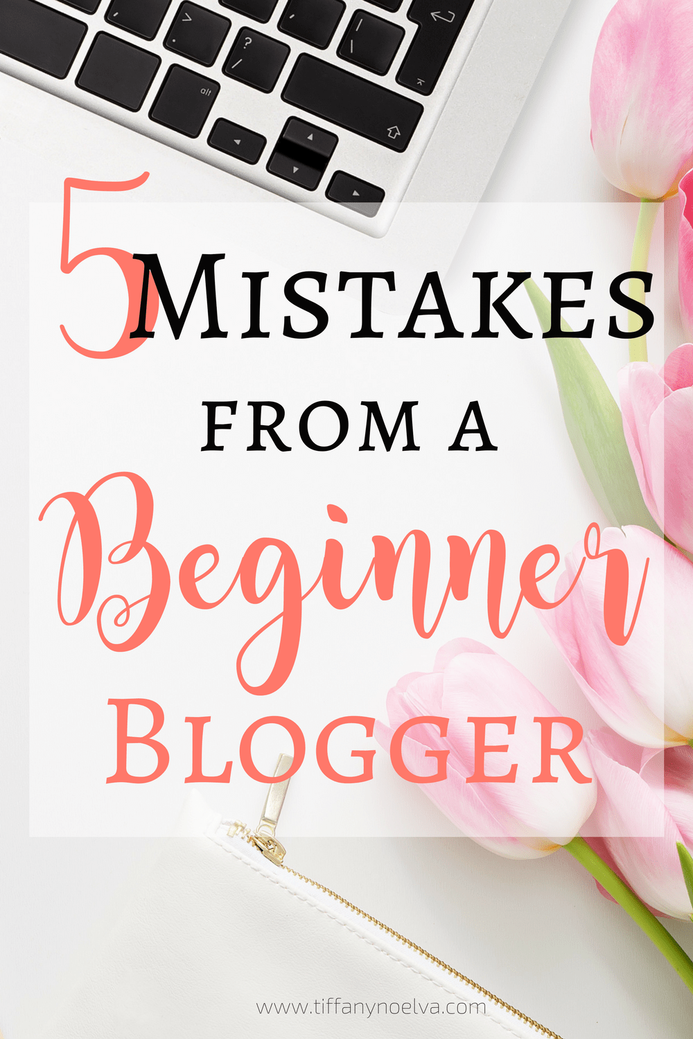 5 Mistakes from a Beginner Blogger to avoid!