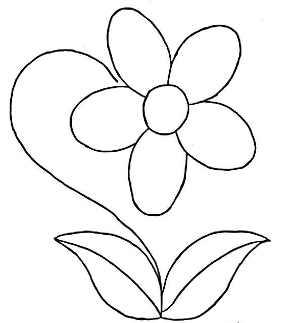 Molde Flor Eva Feltro Molde Folha Flores Moldes De Flores
