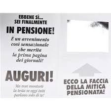 Biglietti Auguri Pensione Stampabili Images