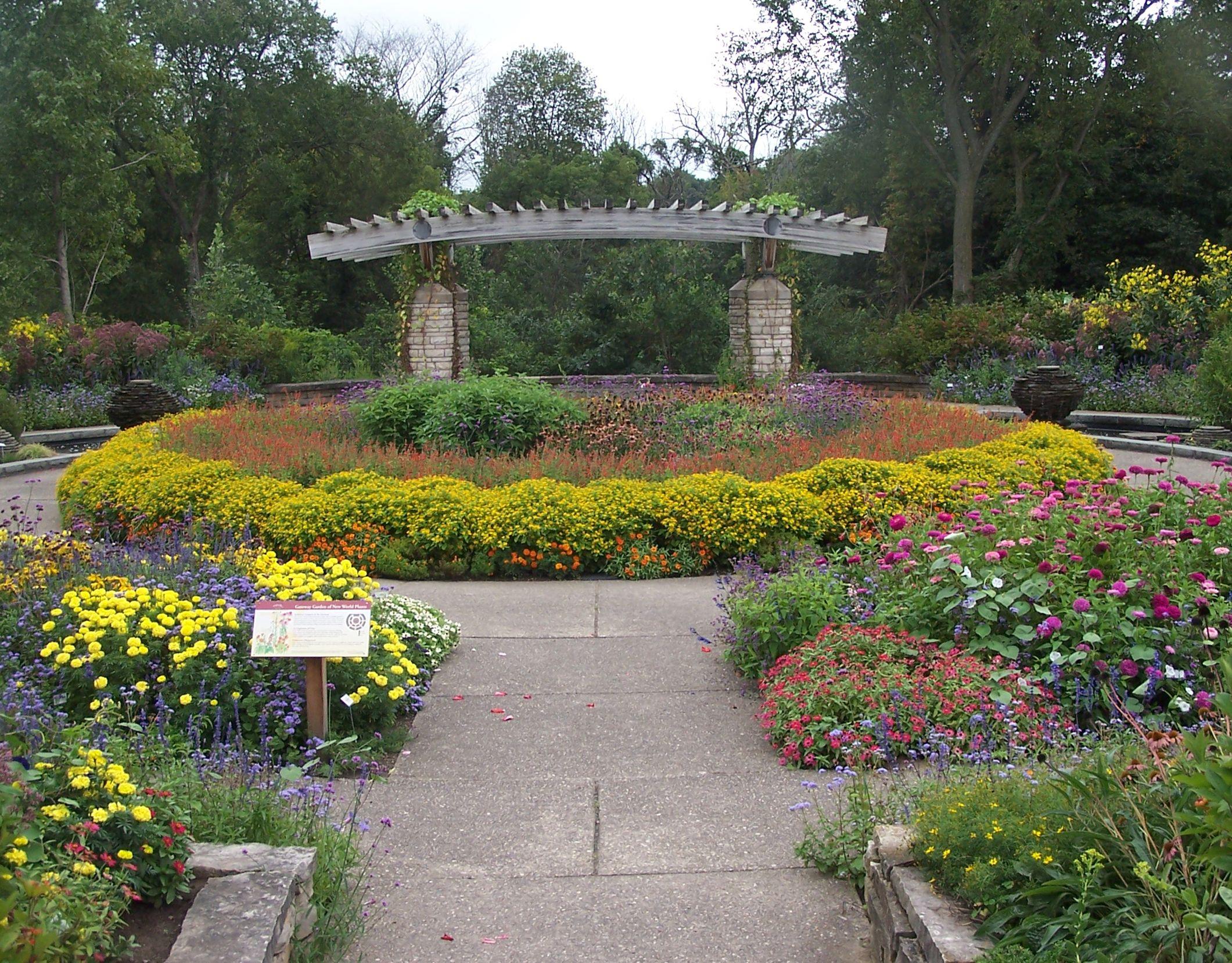 Ordinaire Matthaei Botanical Gardens; Ann Arbor, MI