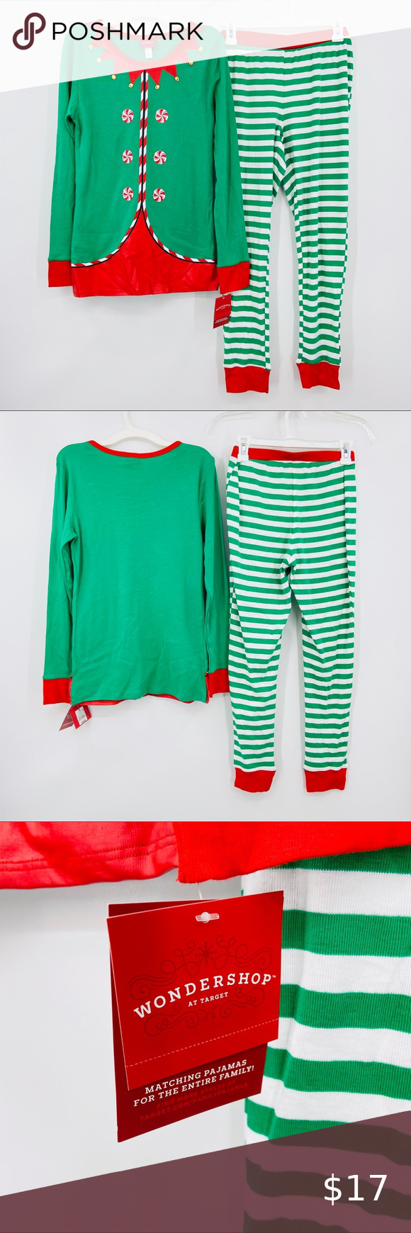 New At Target Elf Pajamas, Christmas in 2020