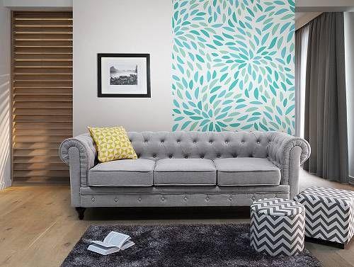 Prezzi e sconti beliani divano chesterfield divano vintage in ad