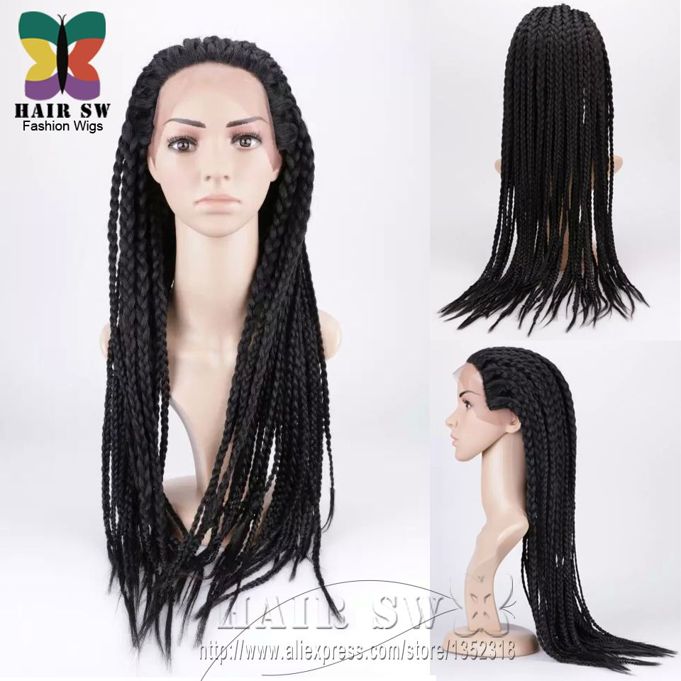 Pin by HAIR SW on Hand Braided wig Lace Front Edge   Pinterest ...