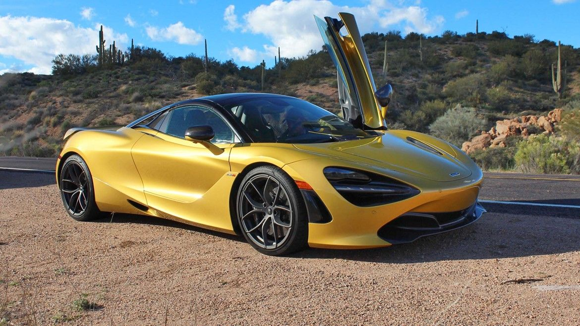 2020 McLaren 720S Spider and 600LT Spider Review Mclaren