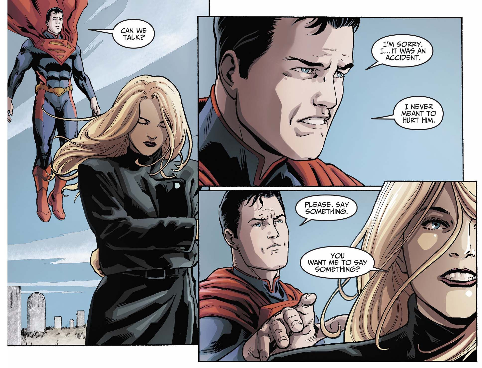 Source: batmaneveryway | Injustice 2 Issue #4 | Black ... |Injustice Black Canary Drawing