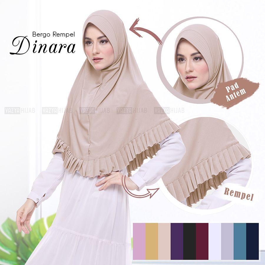 Dinara  Selendang, Hijab, Jilbab cantik