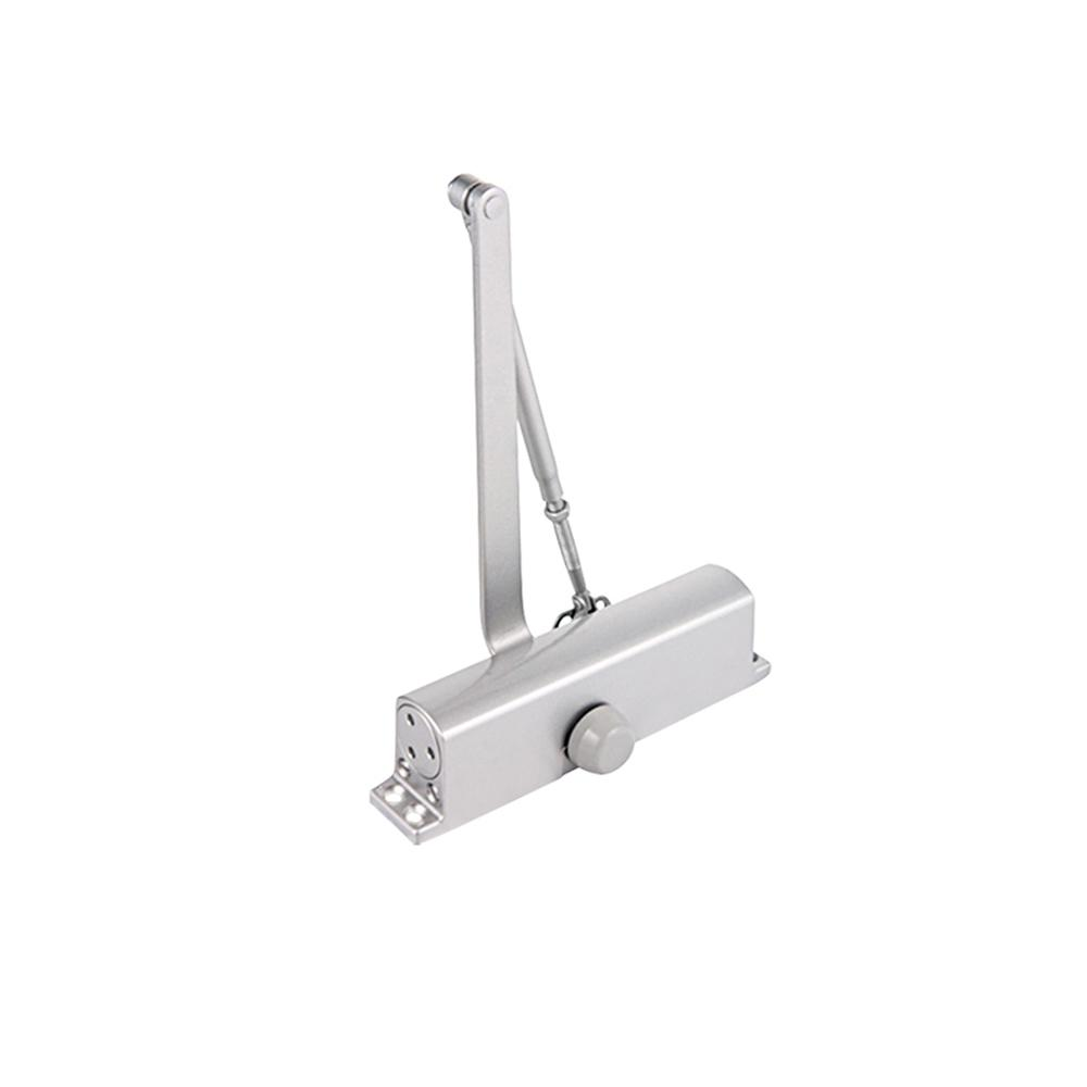 Grip Tight Tools Aluminum Commercial Door Closer With Adjustable