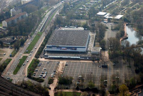 Phillipshalle in Düsseldorf