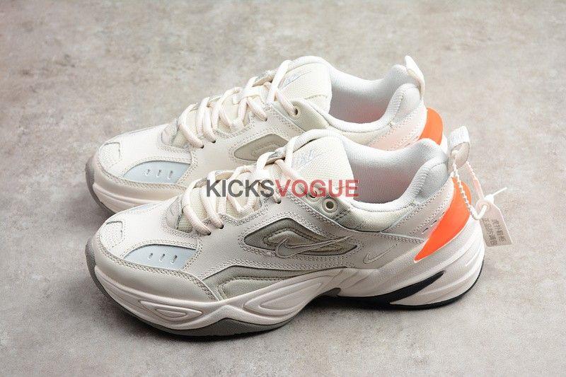 Nike M2K Tekno Phantom White Crimson Olive Grey AO3108-001 ...
