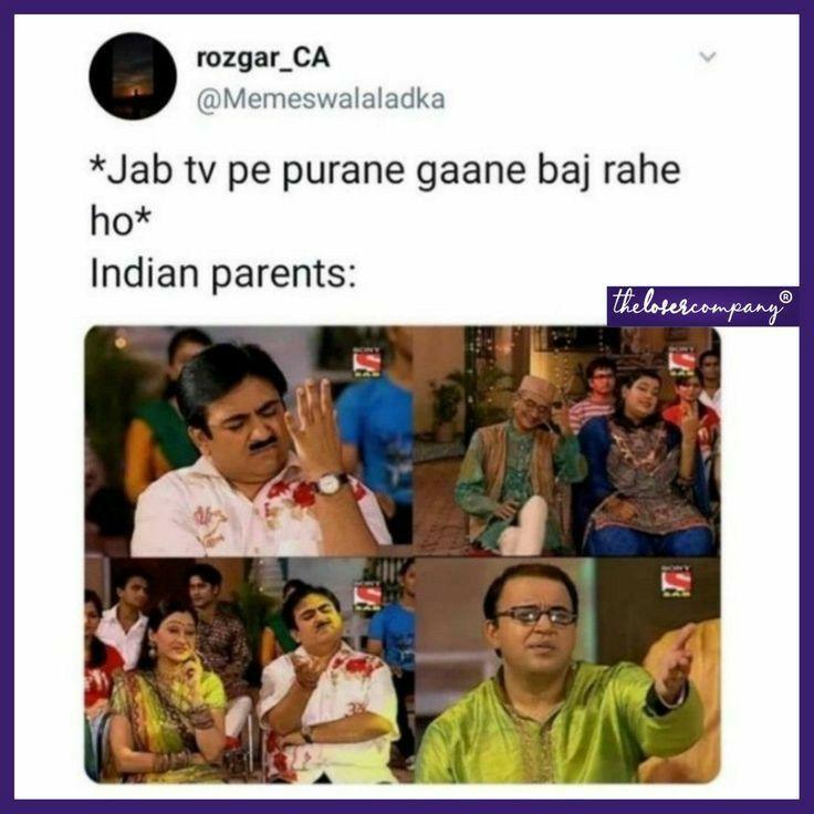 Jab purane gane tv le chalte tab ghar wale