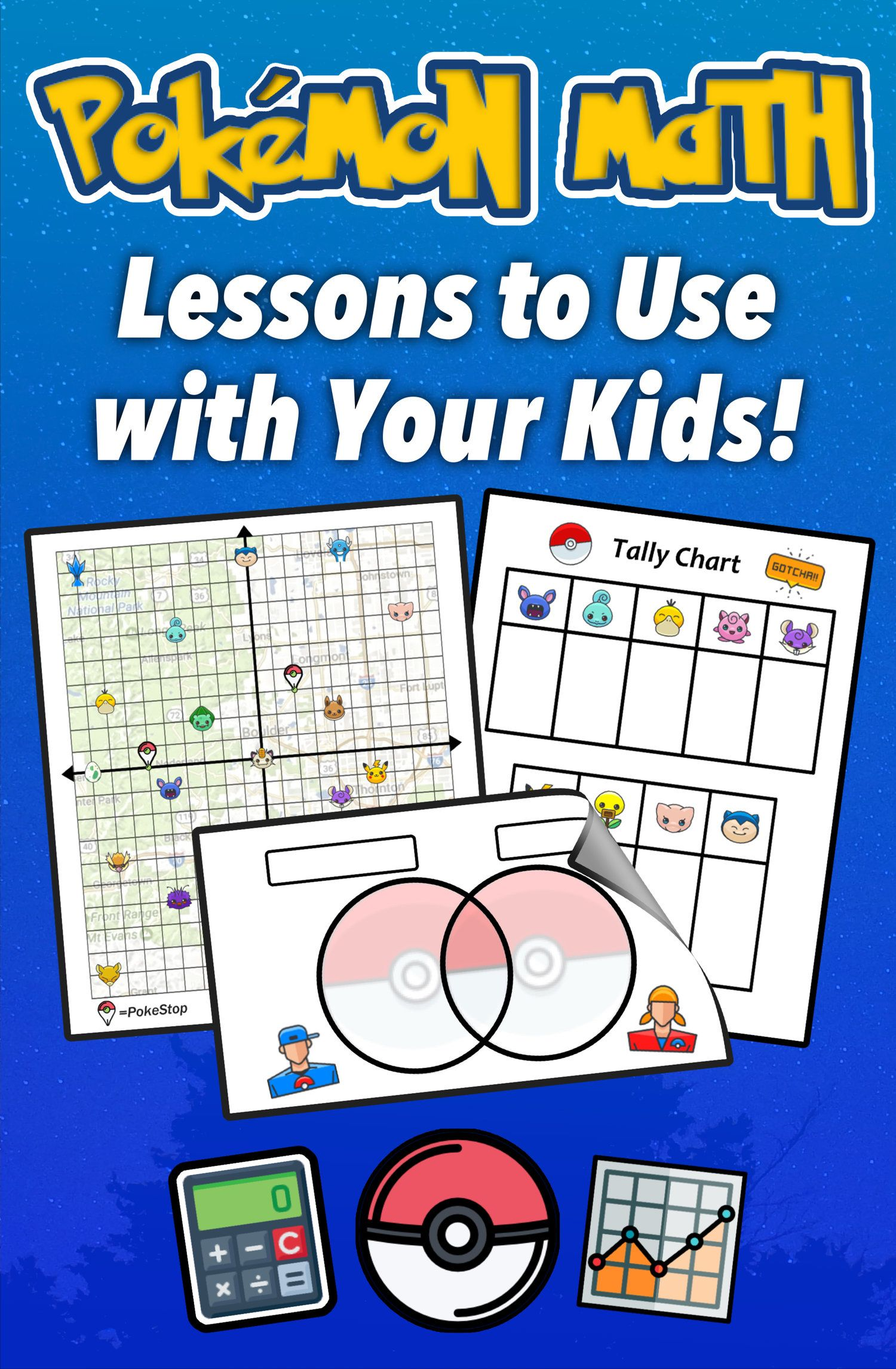 Why You Need To Be Using These Pokemon Math Lessons Today Mashup Math Math Lessons Math For Kids Math Methods [ 2292 x 1500 Pixel ]