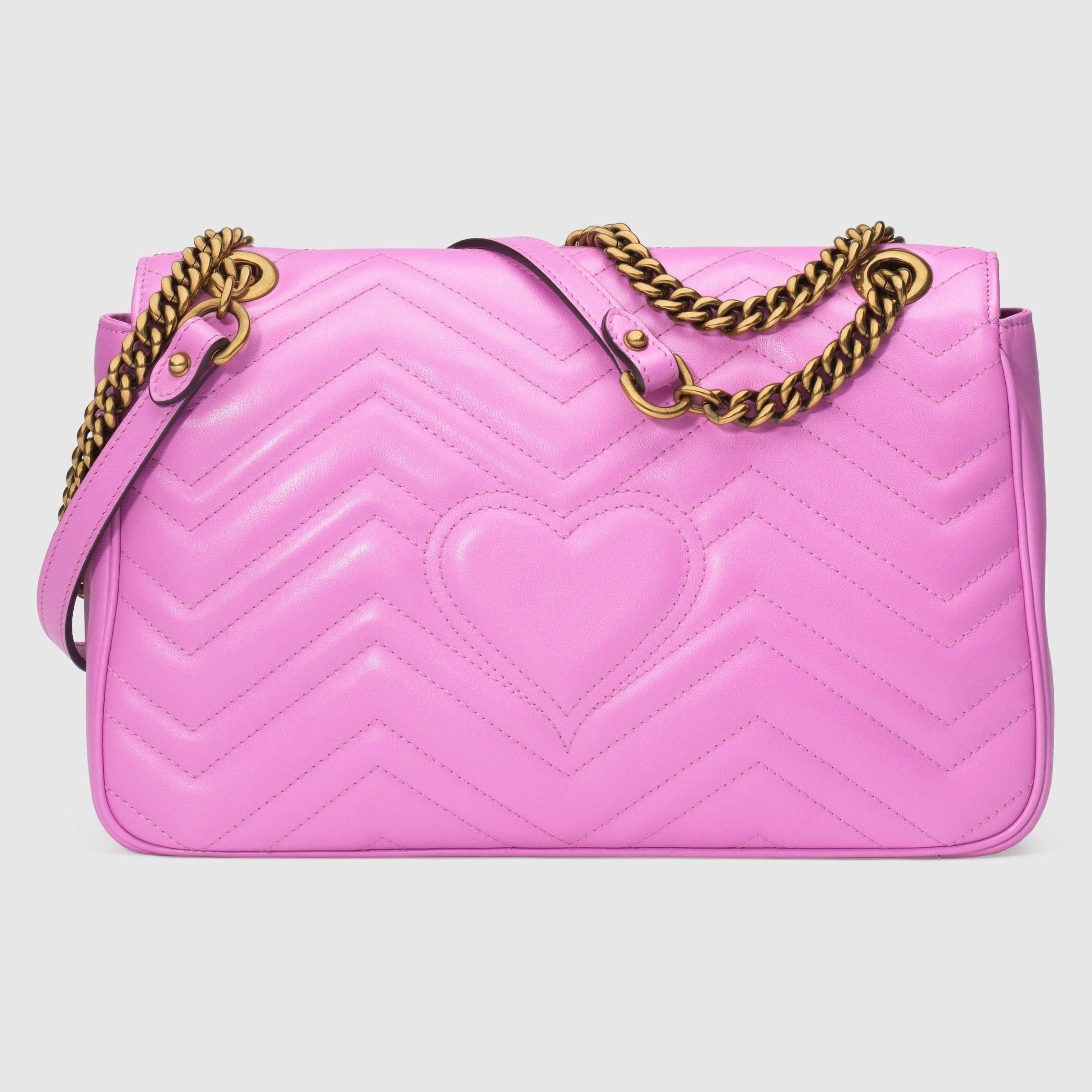 c17bcc18636b GG Marmont matelassé shoulder bag | Fashion Diva | Shoulder Bag ...