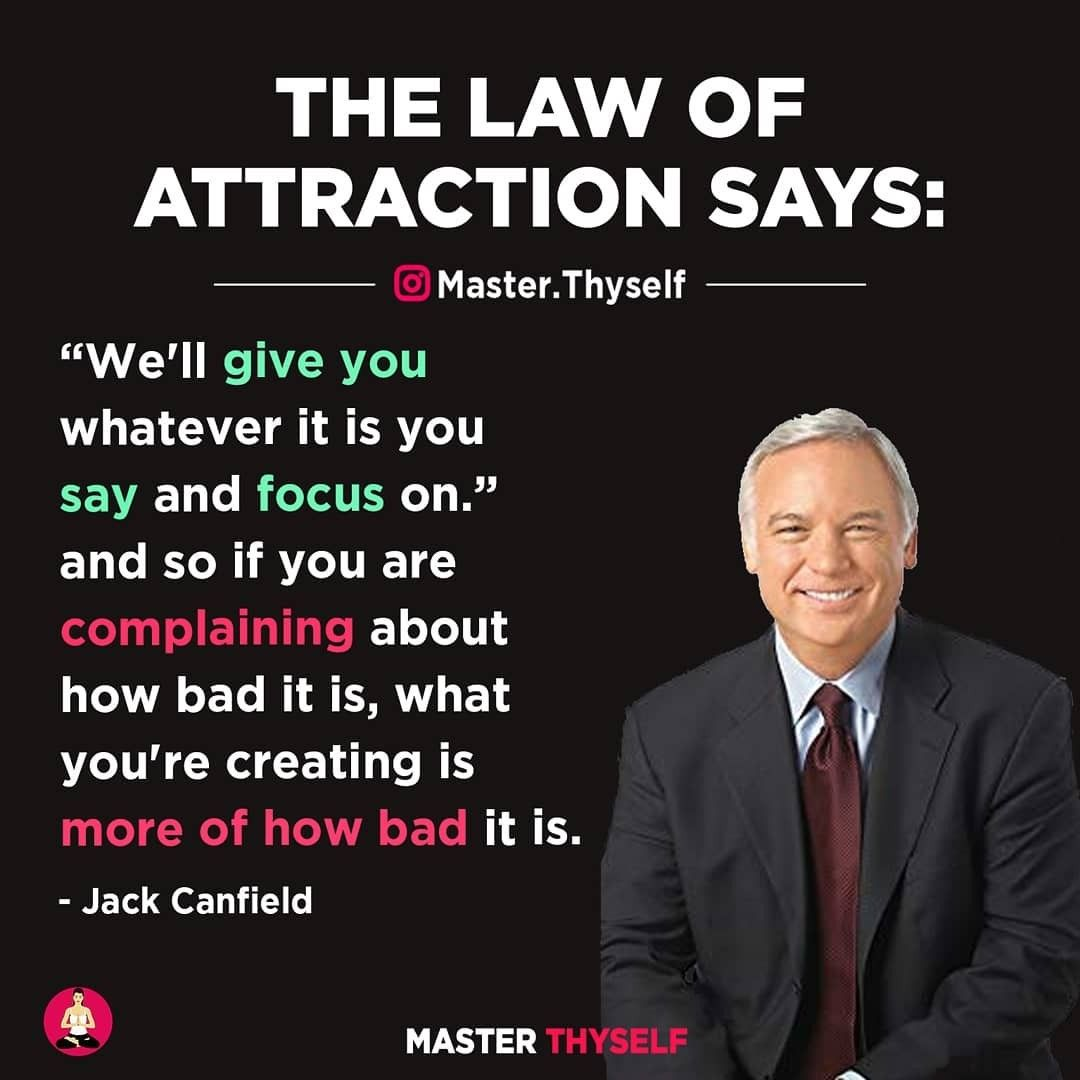 Law Of Attraction Manifestation Law Of Attraction