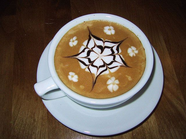 Creative-Latte-Art-Designs-83---Amazing-Star