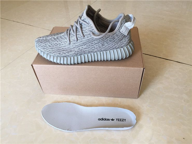 35aa7586e16b9 How to Spot Fake Yeezy 350 Boosts (Moonrock) Snapguide