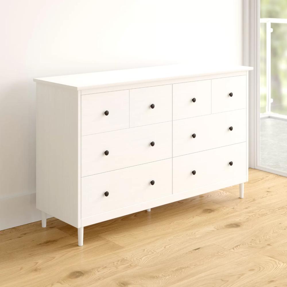 Lafever 6 Drawer Double Dresser In 2021 Double Dresser Drawers Dresser [ 1000 x 1000 Pixel ]
