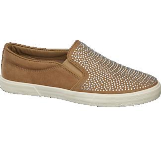 Slipperi De Damă Nou Shoes Slip On Sneaker Sneakers