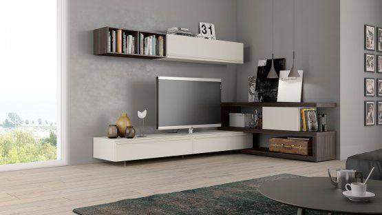 mobili angle angolare | Mobili soggiorno, Soggiorno ...