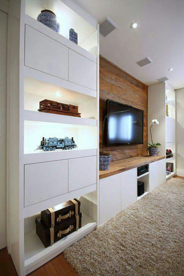 Pinanki Law On Cabinets Design  Pinterest  Hangout Room Entrancing Living Room Tv Console Design 2018