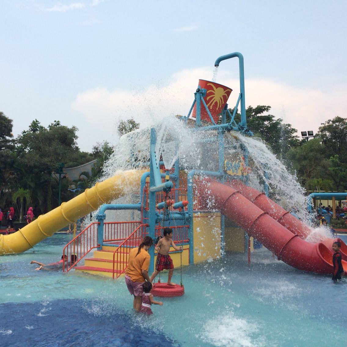 Ocean Park Waterboom BSD