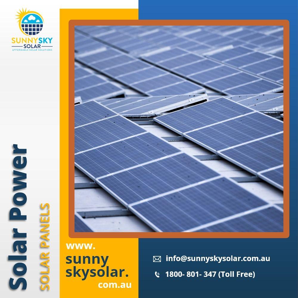 Solar Power System Solar Power System In Brisbane Sunny Sky Solar In 2020 Solar Panels Solar Roof Solar Panel