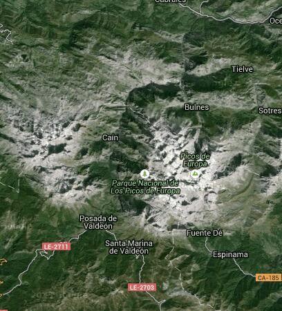 Ruta Del Cares Ruta Completa Posada De Valdeón Poncebos Parque Nacional De Picos De Europa Picos De Europa Parques Nacionales Parques