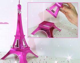 Meio Ligado: Caixinha - Torre Eiffel