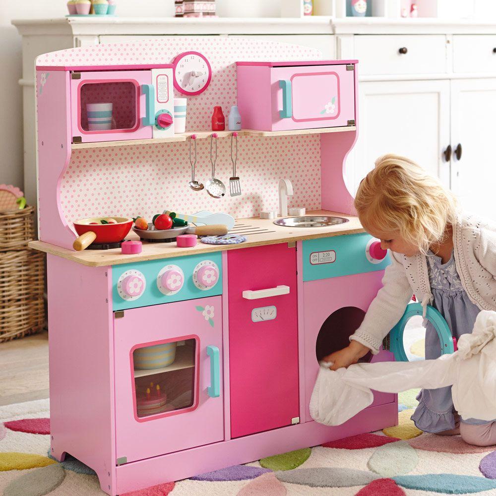Mini Kitchen Toy: Sweet Pea Play Kitchen