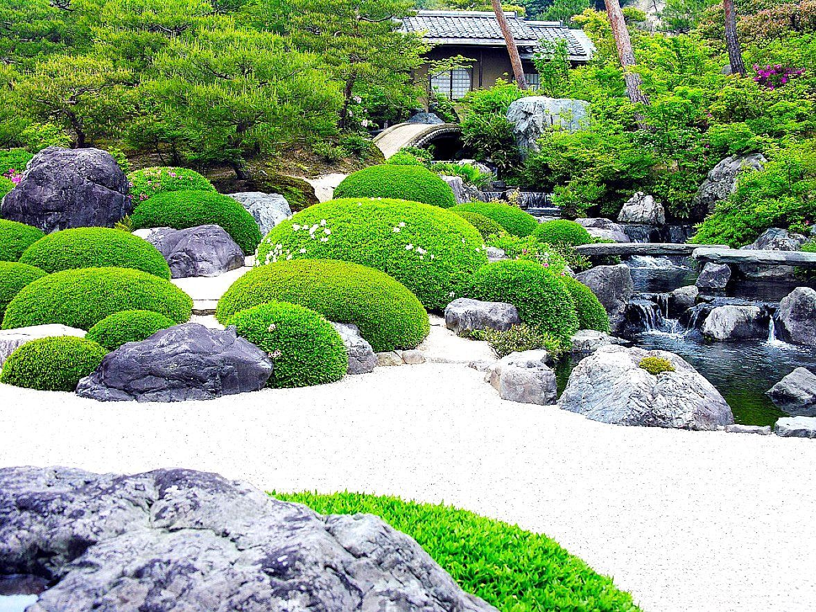 Good To Create A Tranquility In Your Japanese Landscape, You Need To Know About  Japanese Landscaping Ideas, Gardening Japanese, Japanese Garden Landscape