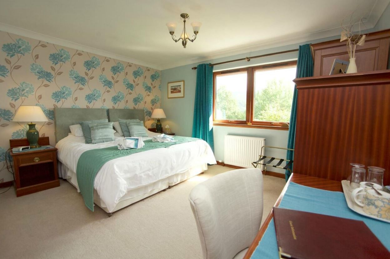 Dog Friendly Bed And Breakfast Pitlochry