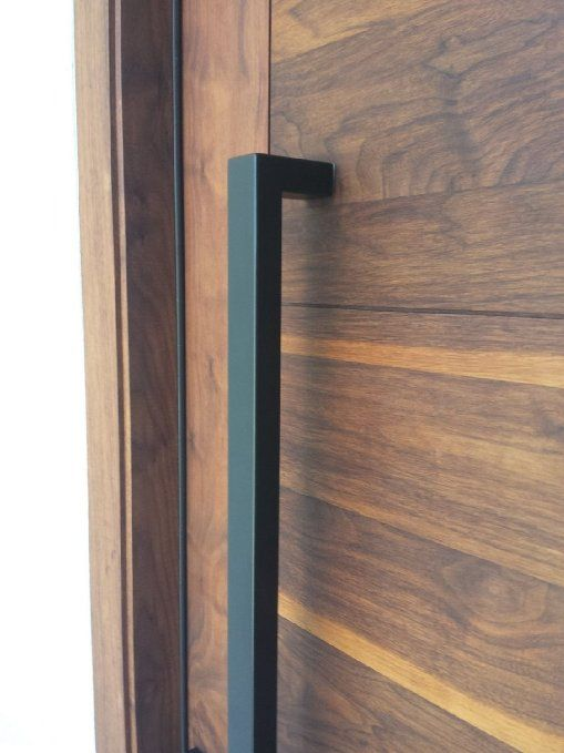 ... Commercial Office Store Front Wood Timber Glass Garage Commercial  Aluminum Door Pull Push Handles Double Sided (24 Inches /600x25x38mm)      Amazon.com