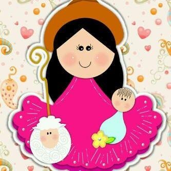 La Divina Pastora Art Madonna And Child Projects