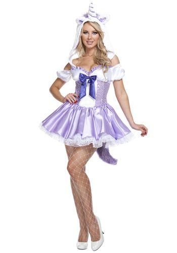 Whimsical Unicorn costume #Halloween #Sexy