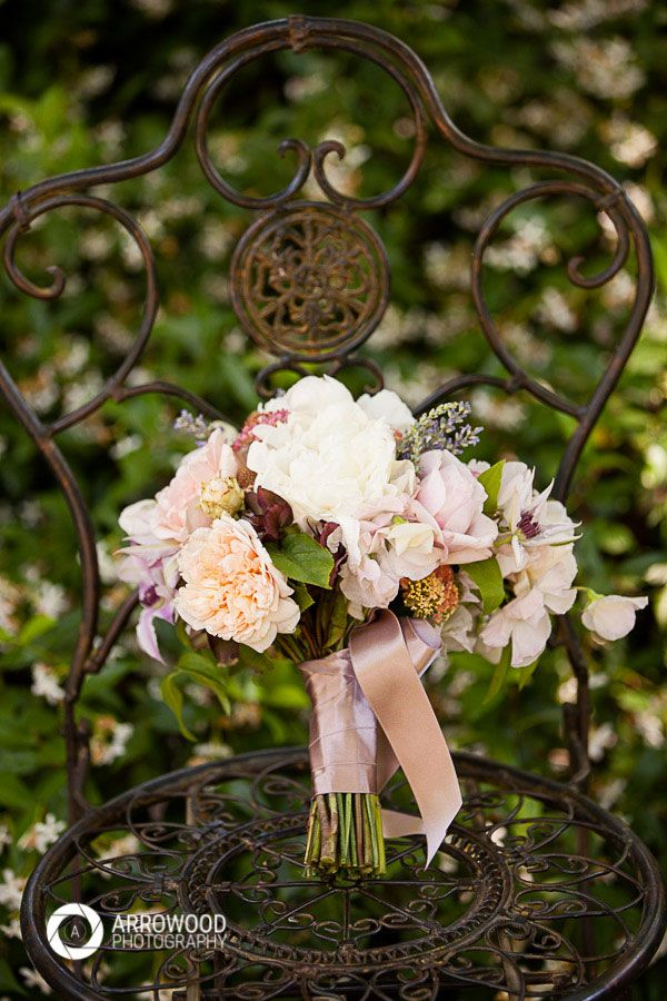 Beaulieu Gardens BV wedding, © Arrowood Photography. http://www.arrowoodphotography.com wedding bouquet by kathleen deery design. wedding florist. wedding floral design. wine country bouquet. bridesmaid bouquet.