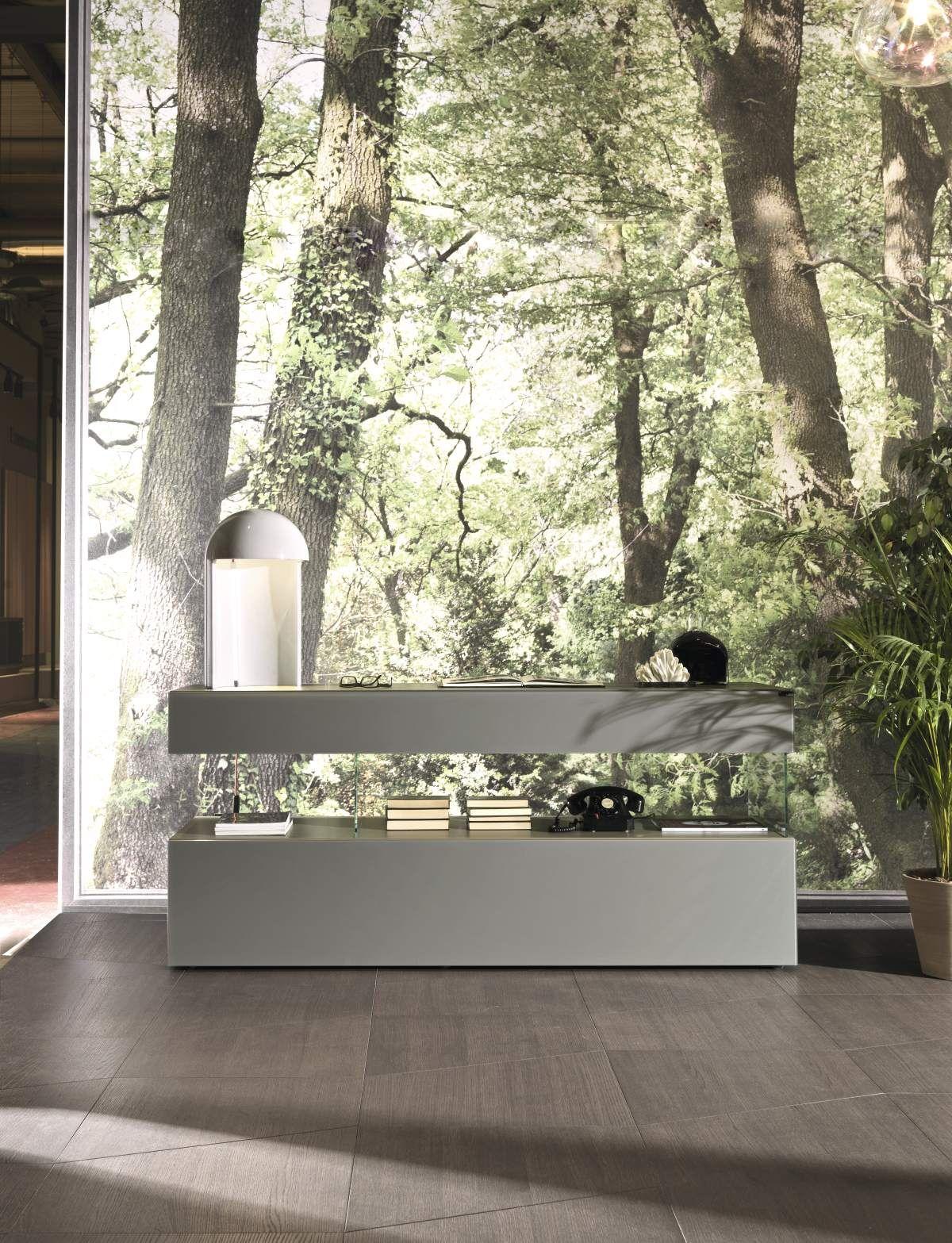Madie E Credenze Moderne.Madie E Credenze Moderne Di Design Lago Living Room In