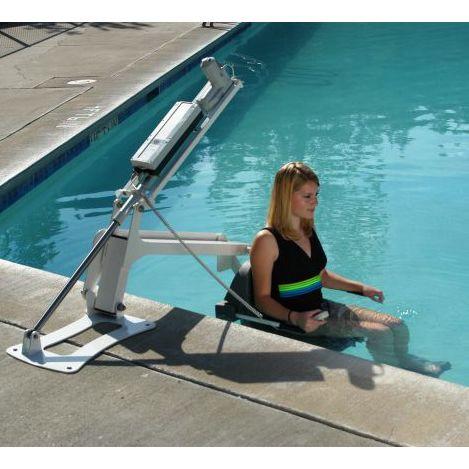 Ada Compliant Pool Lifts Handicap Equipment Pool