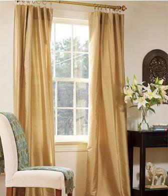 Silk Curtains Silk Drapes Silk Draperies Elegant Curtains