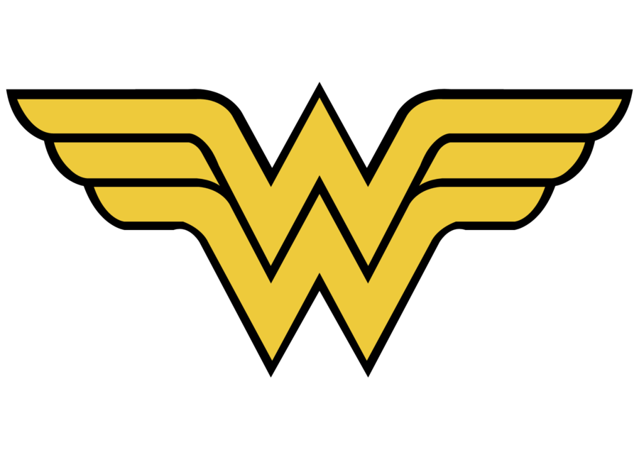 Image result for wonder woman logo png
