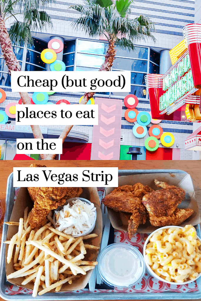Cheap Places To Eat In Las Vegas That S Actually Good