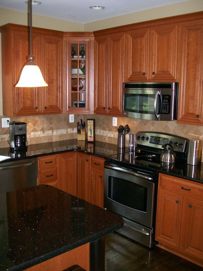 Refaced kitchen cabinets kitchen magic refacers - Refinishing bathroom cabinets ideas ...