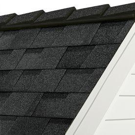 Owens Corning Decoridge 20 Lin Ft Artisan Twilight Black Hip And Ridge Roof Shingles Lowes Com Ridge Roof Roof Shingles Solar Shingles
